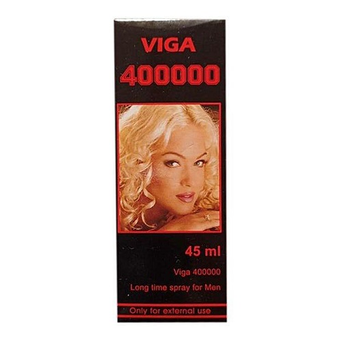 Super Viga 400000 Timing Delay Spray