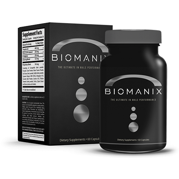 Biomanix Natural Male Enlargement Pills